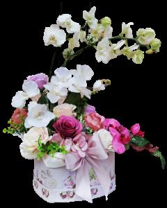 Aranjament flori naturale, cod AF06