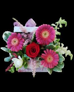 Aranjament flori naturale, cod AF08