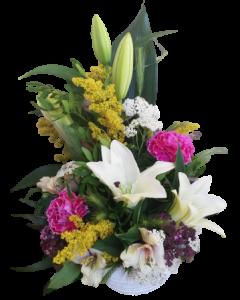 Aranjament flori naturale, cod AF09
