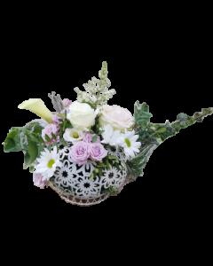 Aranjament flori naturale, cod AF11
