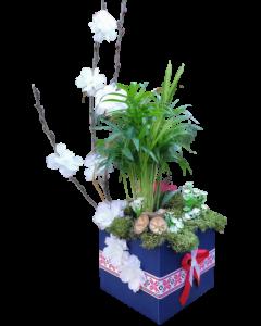 Aranjament flori naturale, cod AF23