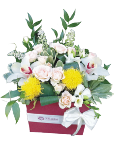 Aranjament flori naturale, cod AF26