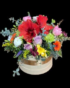 Aranjament flori naturale, cod AF30