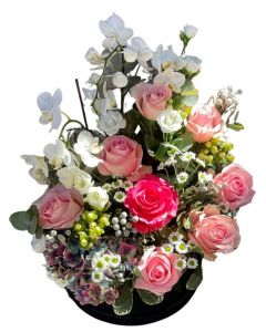 Aranjament flori naturale, cod AF34
