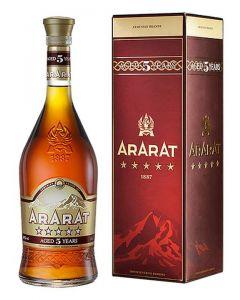 Brandy ARARAT 5 ani, cod BAF01