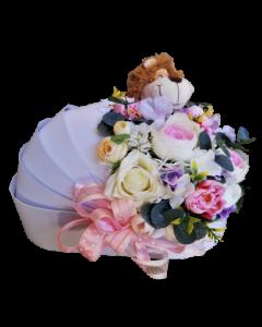 Aranjament flori artificiale, cod AFB01