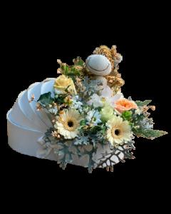 Aranjament flori naturale, cod AFB03