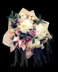 Buchet flori naturale, cod BF08