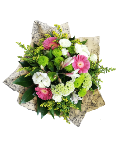 Buchet flori naturale, cod BF15