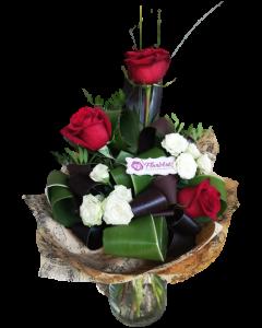 Buchet flori naturale, cod BF21