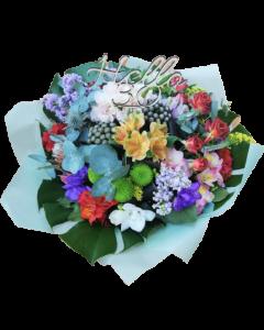 Buchet flori naturale, cod BF44