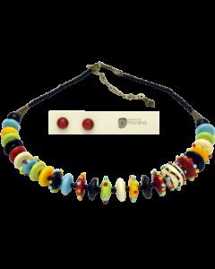 Colier Murano Happy Dots, cod BIJ01