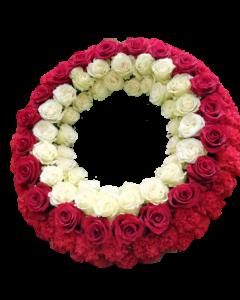 Coroana funerara, cod CF01