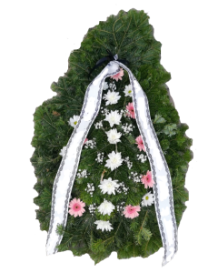 Coroana funerara, cod CF07