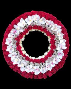 Coroana funerara, cod CF15
