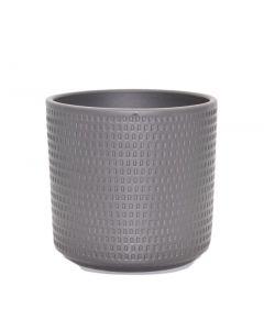 Vas ceramic 12.5*13 cm, cod 99113017