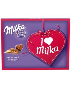 """Praline ciocolata inima """"Milka"""", cod PCI08"""