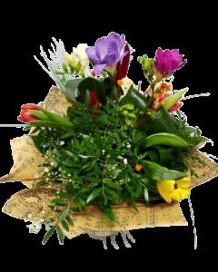 Buchet flori naturale, cod BF09