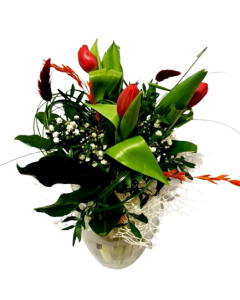 Buchet flori naturale, cod BF11