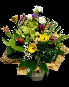 Buchet flori naturale, cod BF12