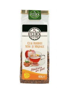 Ceai Rooibos mar si migdale 40 g, cod CE10