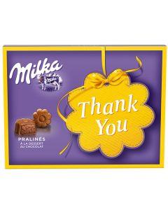 "Praline ""Milka Thank you"", cod PCI09"