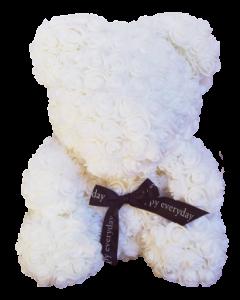 Ursulet din Trandafiri 40 cm, cod UTR09